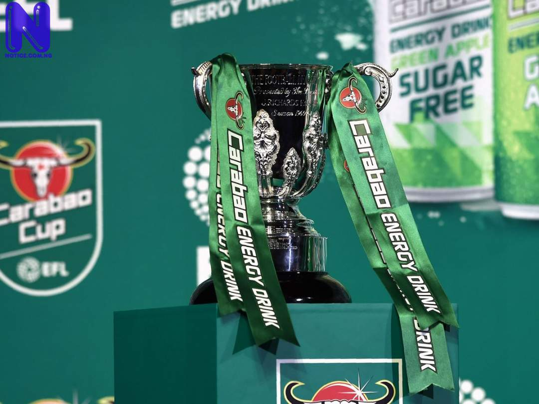 Arsenal, Chelsea, Man City discover fourth round opponents (Full fixtures) - Carabao Cup 0 CARABAO-CUP141334