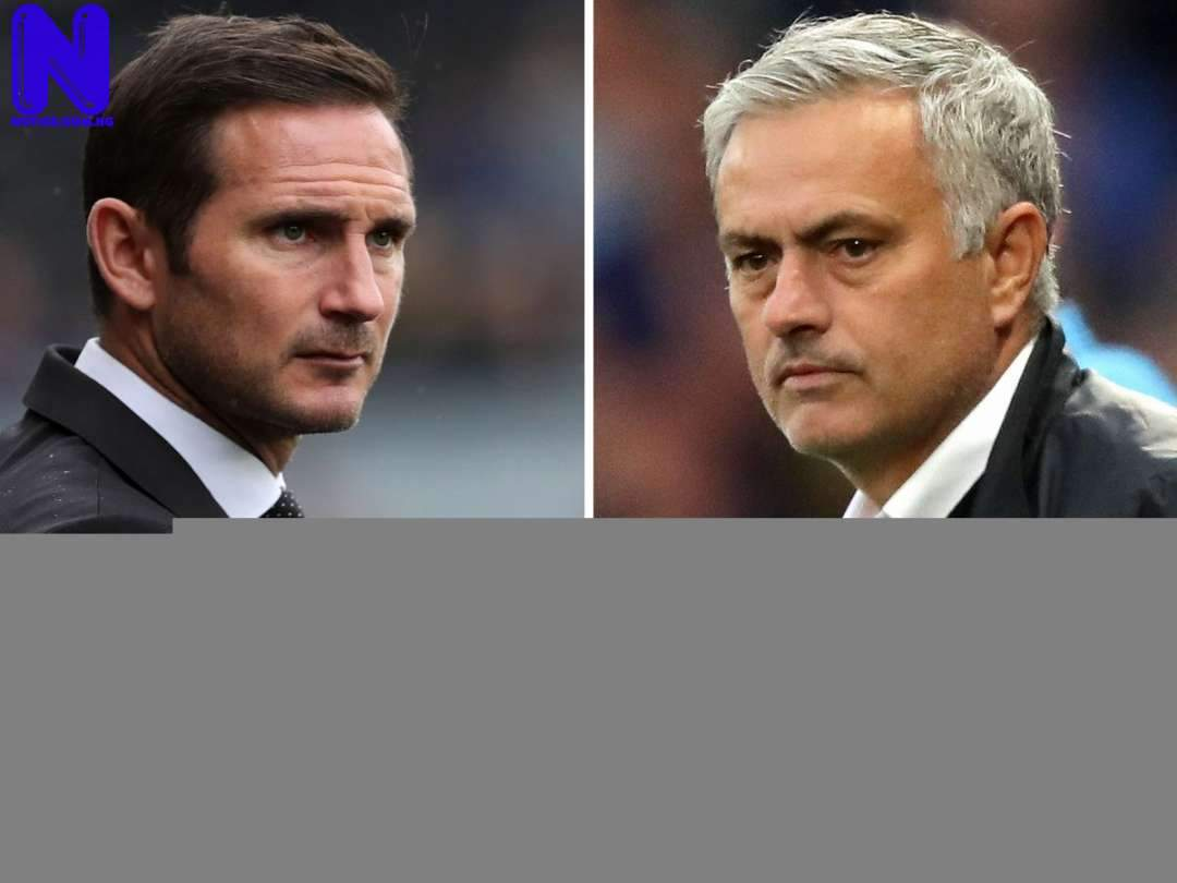 Mourinho, Lampard single out one player after 0-0 draw - England versus Scotland 0 FRANK-LAMPARD-AND-JOSE-MOURINHO