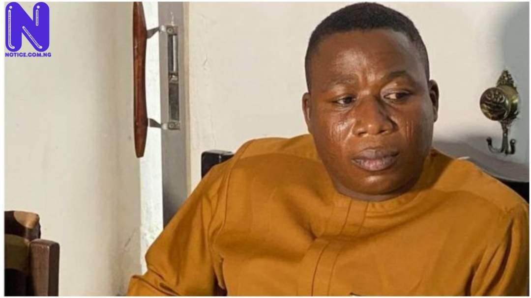 Sunday Igboho reportedly arrested in Cotonou 1-SUNDAY-IGBOHO