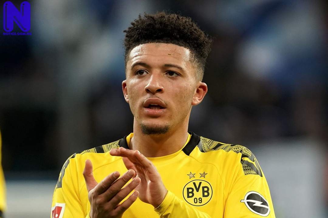 Jadon Sancho names two ex-Chelsea players he admired - EPL 1189682923