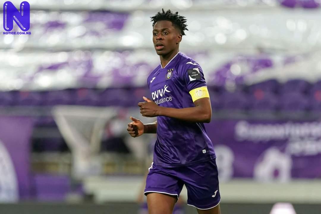 Arsenal signs Sambi Lokonga - EPL 1318442911