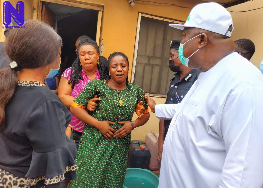 Gov. Ugwuanyi offers automatic employment, support to wives of slain police officers 20210722 175029-SCALED634179