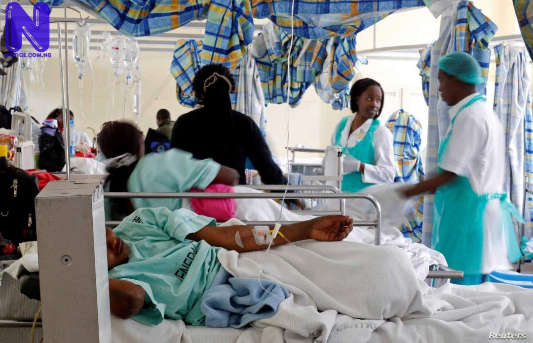 Death toll hit 60 as Cholera cases rise to 698 from 604 in 72 hours 26A426CE-3EFC-4E30-9C90-DADFF91DFC47-SCALED263193