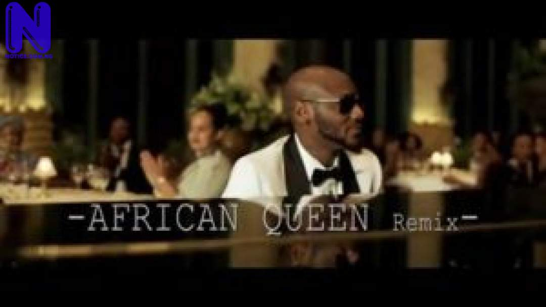 Download Music Mp3: 2Baba – African Queen (Remix) 2BABA-AFRICAN-QUEEN-REMIX1-300X169
