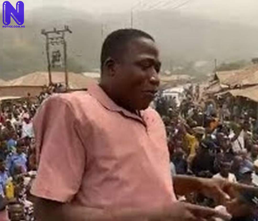 Fears of protest, violence hit South-West - Sunday Igboho's arrest 2DPQ6EP6