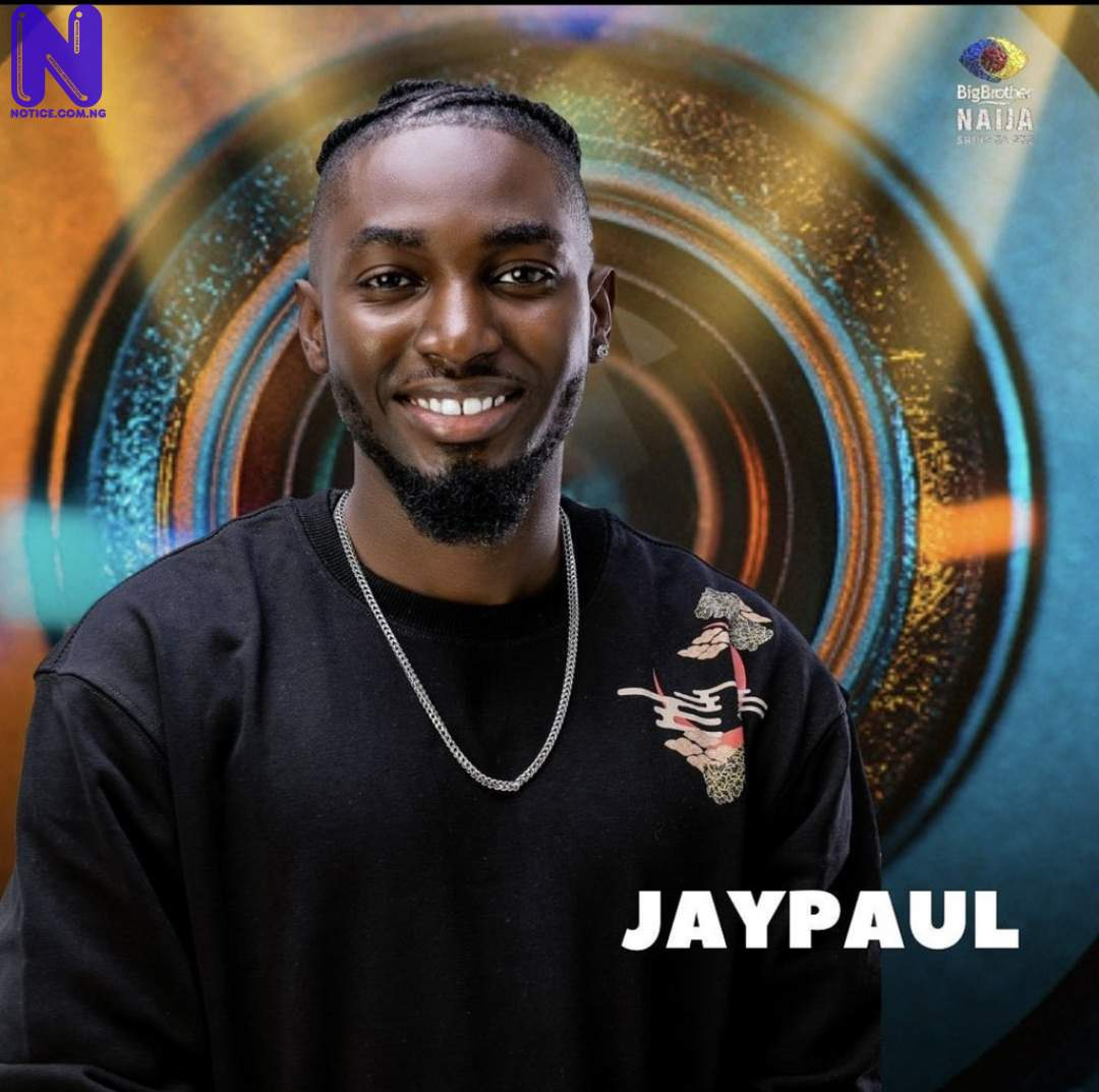 JayPaul reveals two housemates he wants to win grand prize - BBNaija 32EE89A1-21A1-407E-8803-858C97C652D1140689