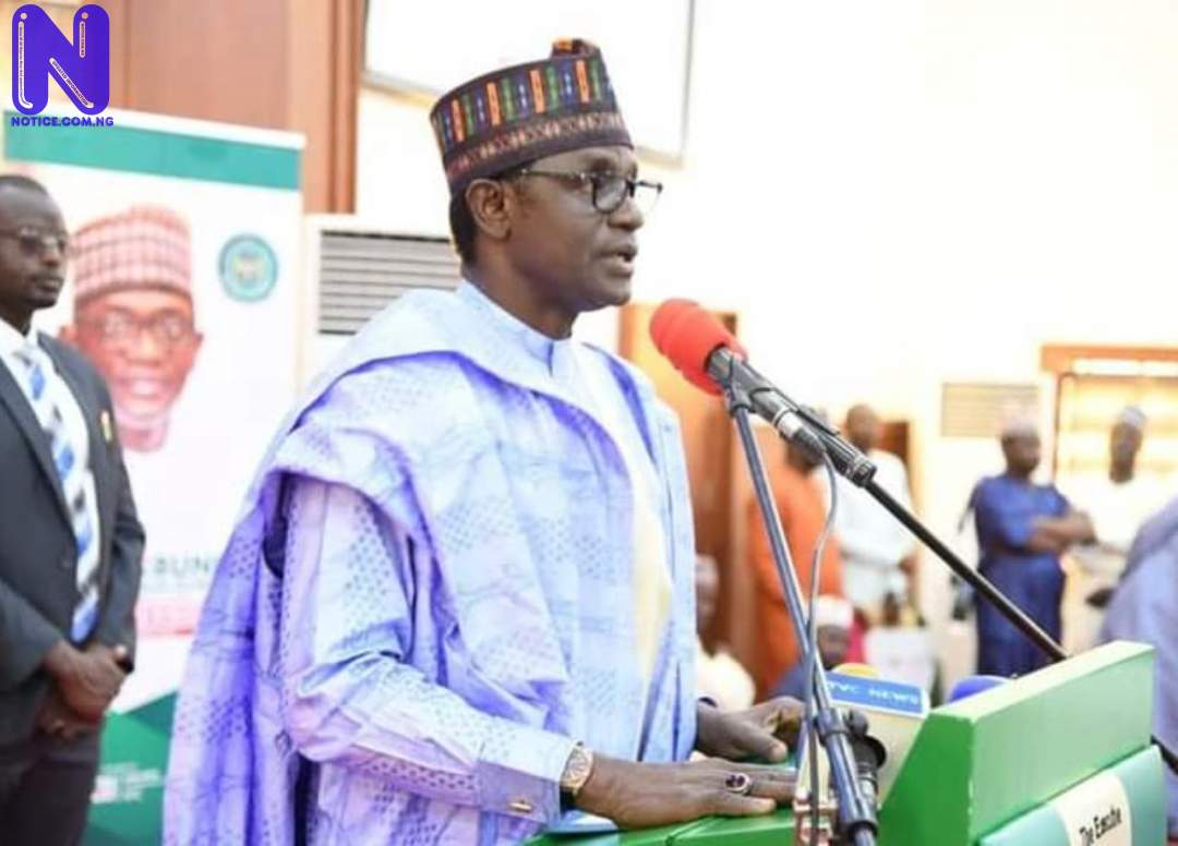 Yobe Government inaugurates first State Education Council 5XDEXNG2110552