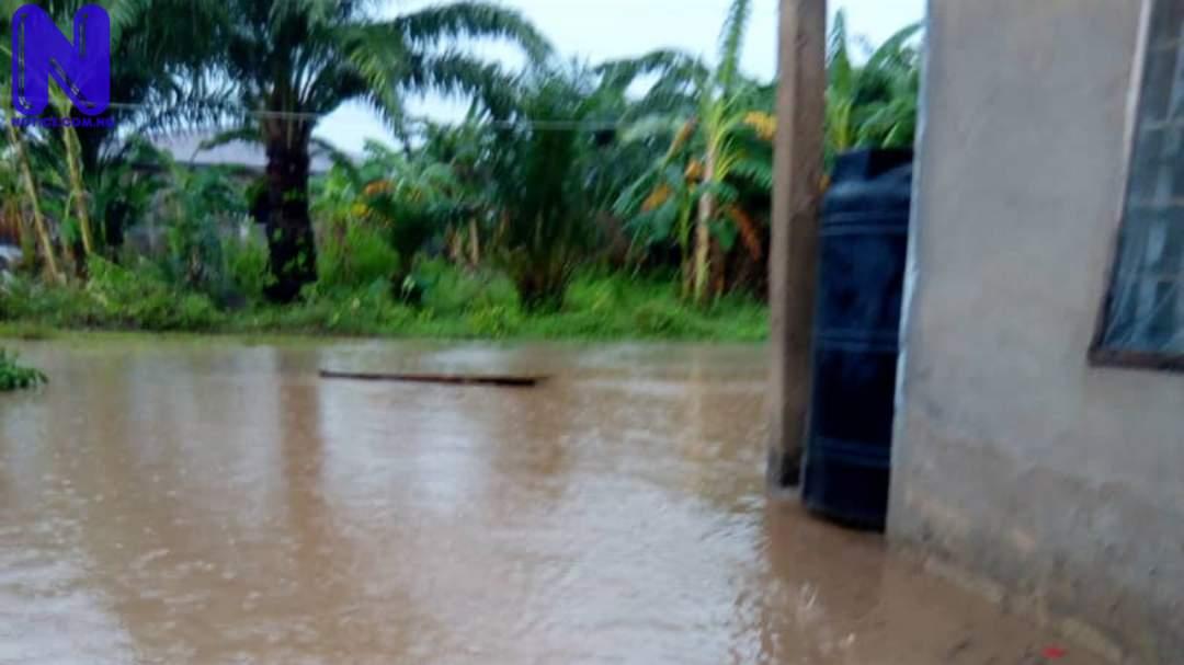 Scores dislodged, properties destroyed as flood wreaks havoc in Ekiti 7189OJUW
