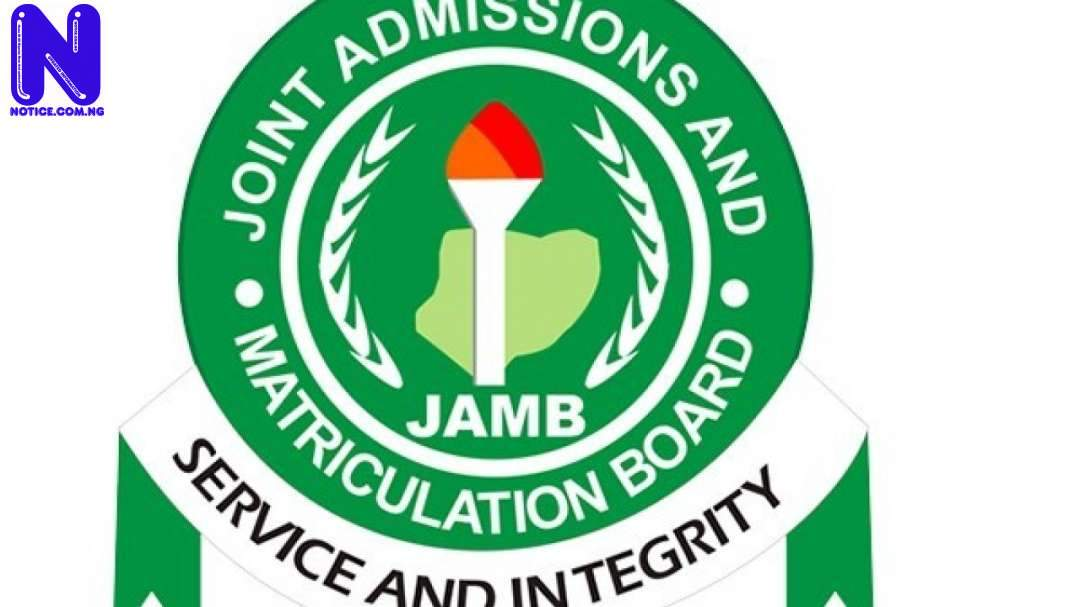 JAMB responds to allegations of profiling Baptist Girls' Academy 72160F3A-JAMB-LOGO