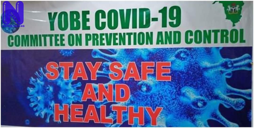 Yobe records 15 new cases, total now 436 - COVID-19 8FZKYRUG