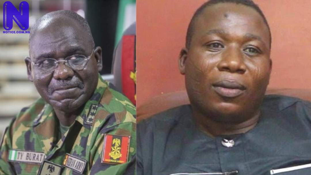 How Buratai scuttled Sunday Igboho's escape via Benin Republic A0EUX7WM144823