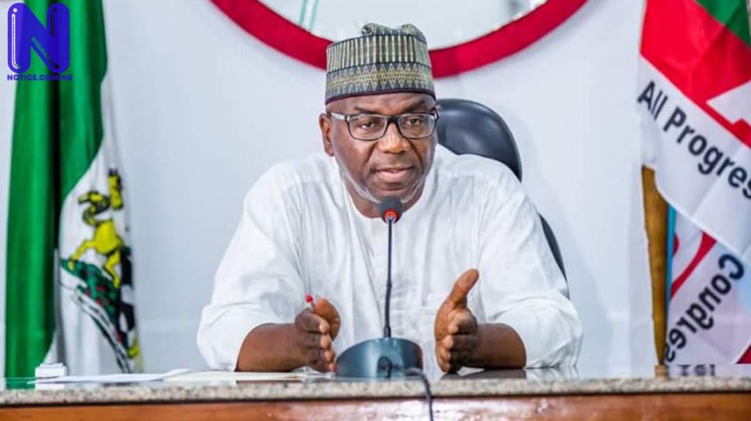 Kwara seeks increased security personnel concerning influx of internally displaced persons ABDULRAHMAN-ABDULRAZAQ88773