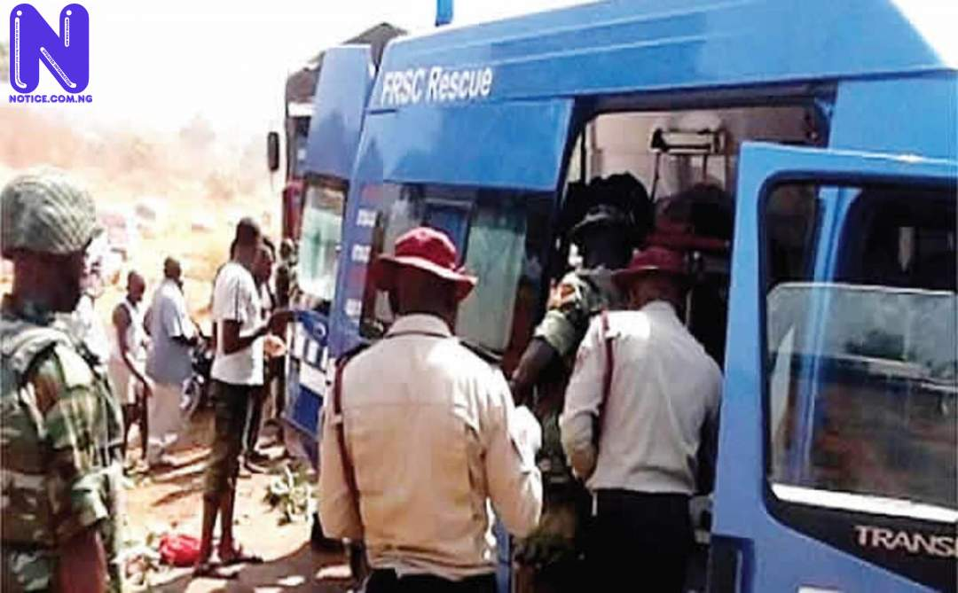 Truck kills two, injure eight in Imo market accident ACCIDENT-SCENE2