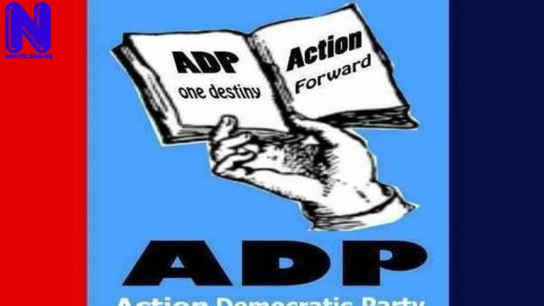 ADP reveals what continuous kidnapping of students will do to Northern Nigeria - Insecurity ACTION-DEMOCRATIC-PARTY-ADP-1280X720