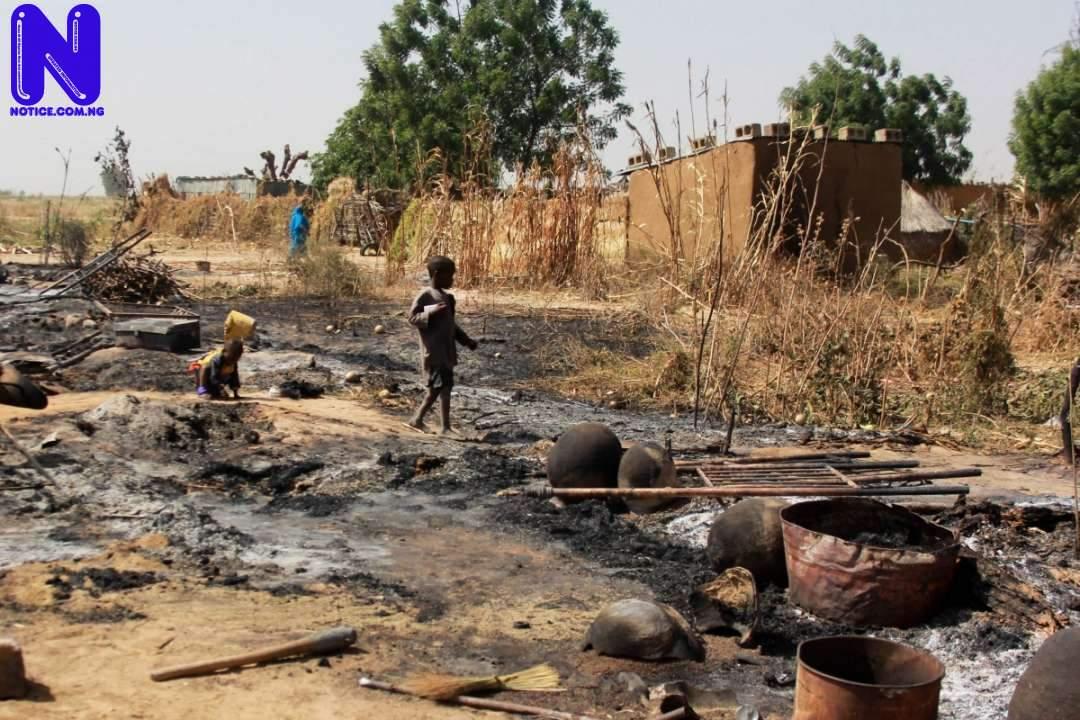 7 persons dead, 5,000 displaced after Boko Haram attack on Adamawa community – ADSEMA ADAMAWA