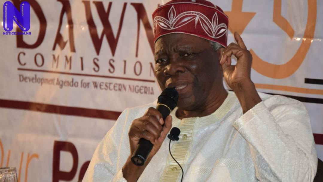 We're working to stop Sunday Igboho's extradition to Nigeria – Akintoye ADEBANJI-AKINTOYE
