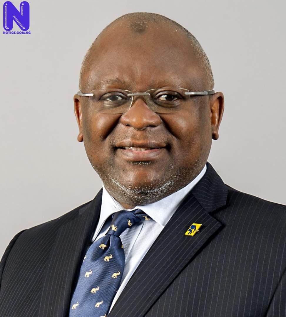 Adeduntan resumes as First Bank CEO after CBN intervention ADESOLA-ADEDUNTAN-923X1024