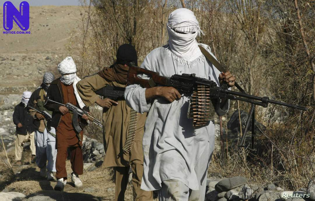 Taliban opens up on ISIS terrorists in Afghanistan AFGHANISTAN-MILITANT371972