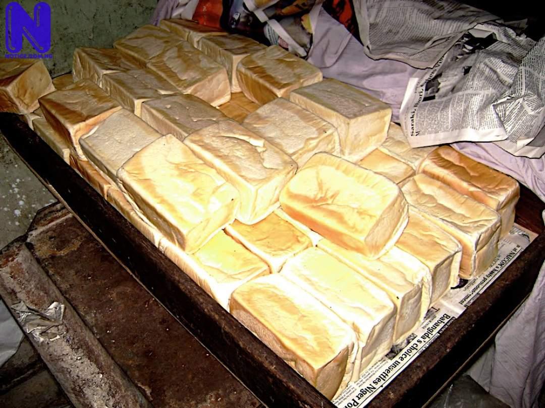 Potassium bromate kills, don't enhance bread with it – NAFDAC warns bakers AGEGE-BREAD170324