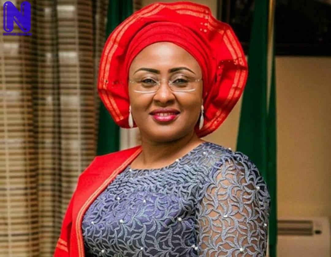 Stop ignoring first ladies – Aisha Buhari to media AISHA-BUHARI114651