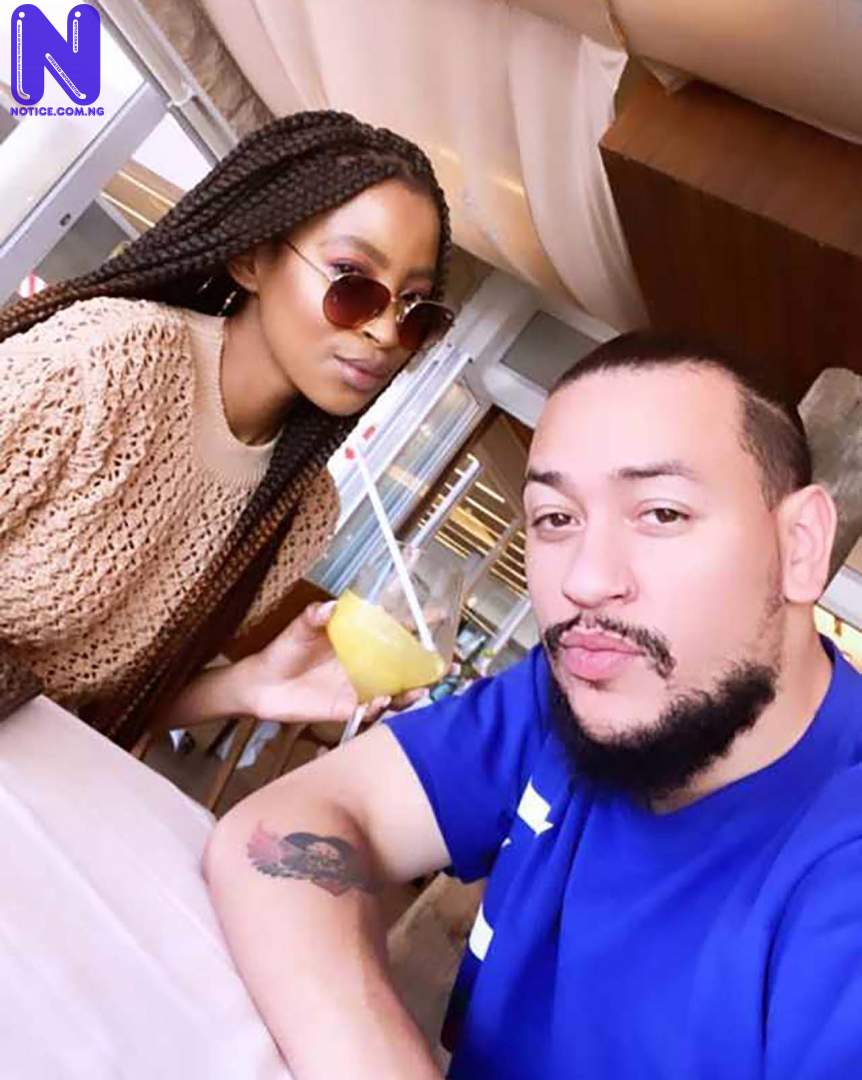 South African rapper, AKA's fiance falls to death from hotel top floor AKAS-FIANCE-NELLIE-TEMBE