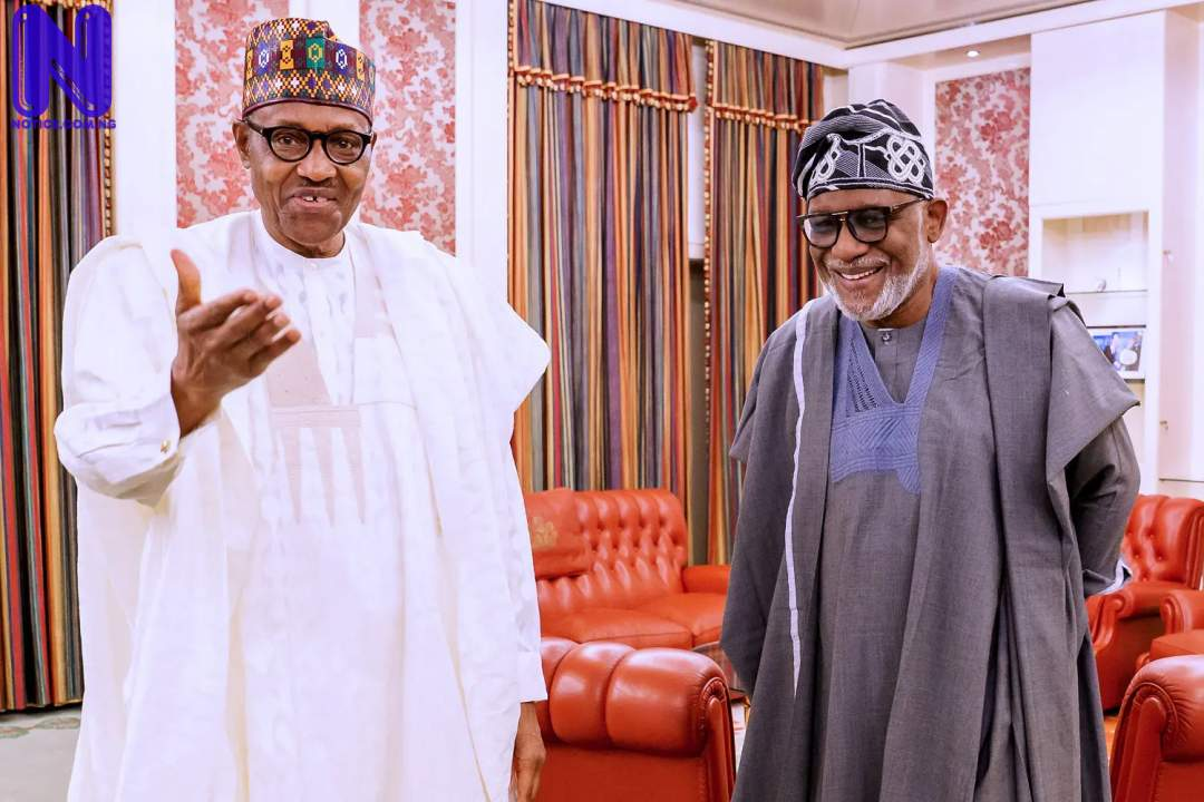 Akeredolu decries worsening insecurity as judicial panel recommends N755m compensation - End SARS AKEREDOLU-2