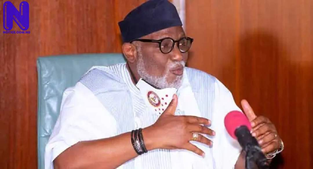El-Rufai's attack on southern governors, plot to export banditry to South – Akeredolu - Anti-Open Grazing AKEREDOLU79473