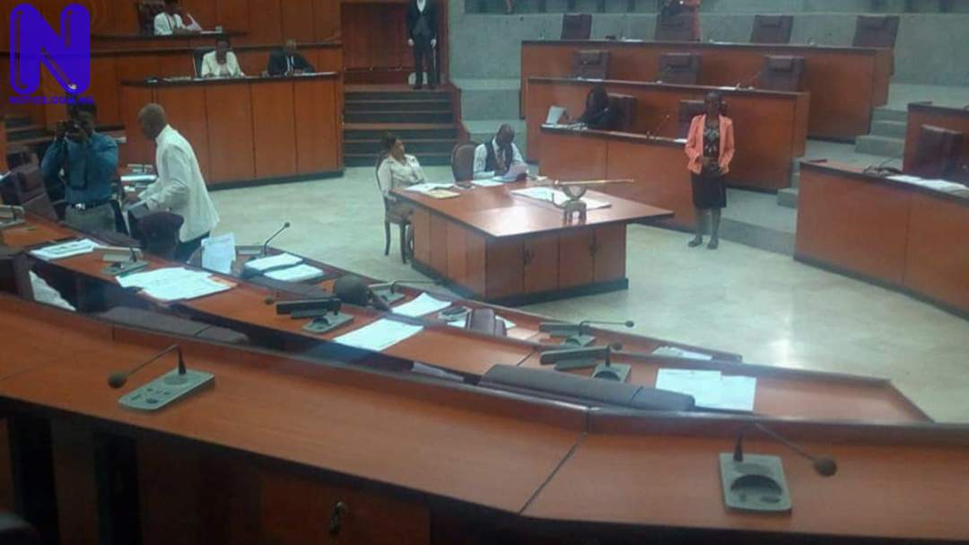 Akwa Ibom assembly passes amended Traditional Rulers' Bill into law AKWA-IBOM-ASSEMBLY-54966