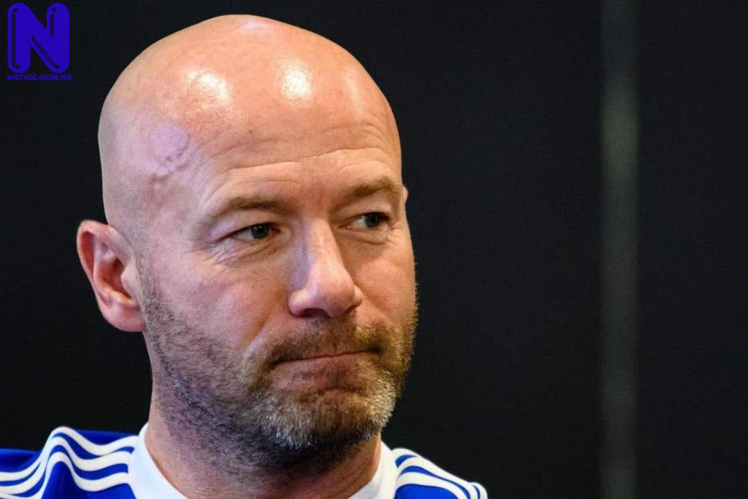 Alan Shearer names Ronaldo, Jay-Jay Okocha, Hazard in his ultimate ballers (Top 10) - EPL ALAN-SHEARER-HAS-CLARIFIED-HIS-COMMENTS-ABOUT-MAN-UNITED71155