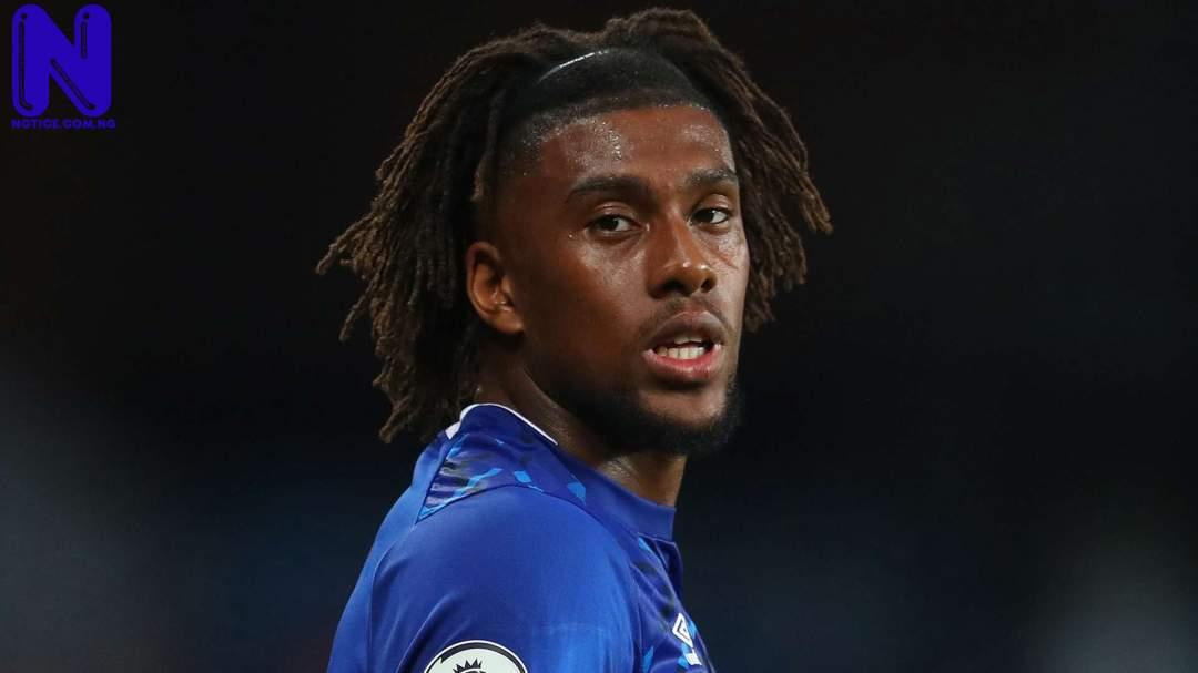 Iwobi reveals his best position for Everton, Super Eagles ALEX-IWOBI-EVERTON-2019 XQ7KYUWA3JOI1GPZOR64QHUIS76292
