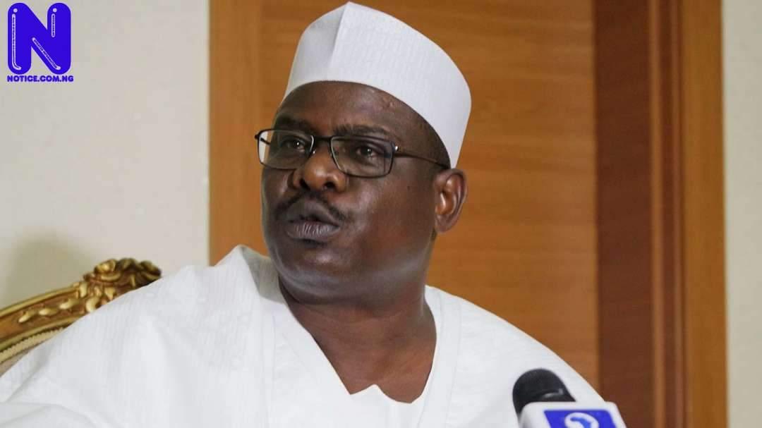 Why I feel safer in Maiduguri than Abuja - Ali Ndume - Boko Haram ALI-NDUME1