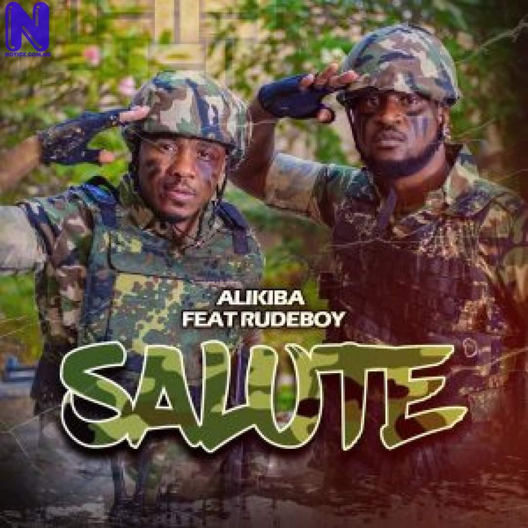 Download Music Mp3: Alikiba Ft Rudeboy - Salute ALIKIBA FT RUDEBOY SALUTE 9JAFLAVER