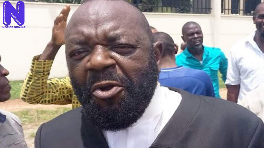 Nnamdi Kanu's lawyer gives update on IPOB leader's condition in DSS custody - Biafra ALOY-EJIMAKOR
