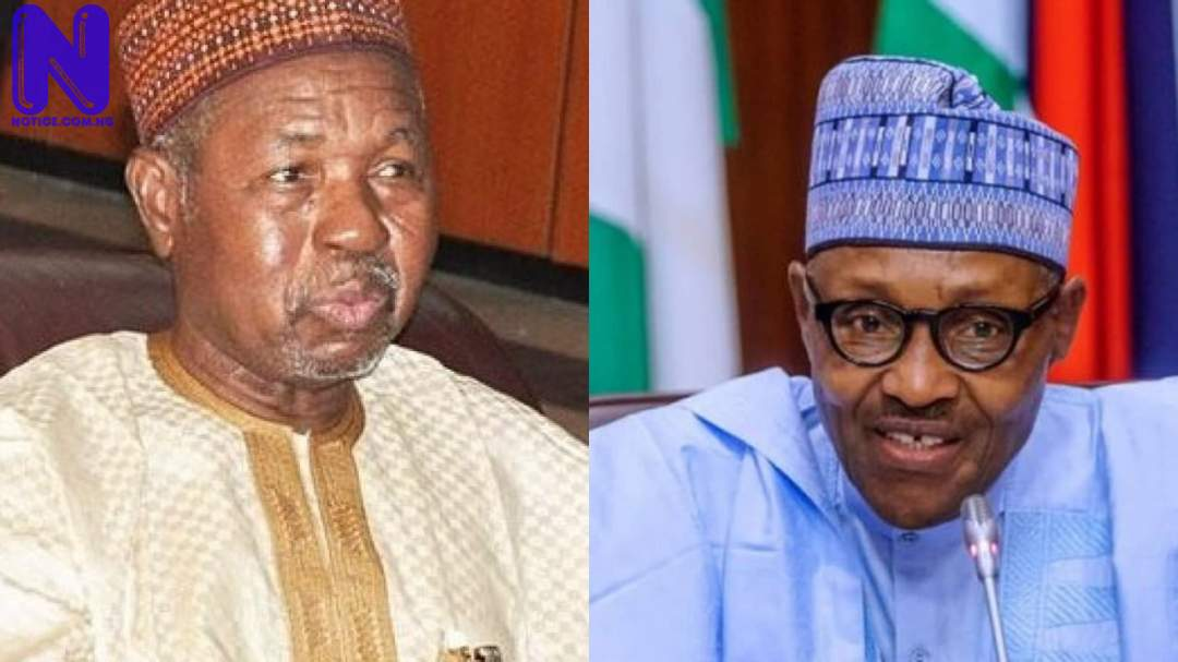 Gov Masari explains why state of emergency can't solve Nigeria's security problems AMINU-MASARI
