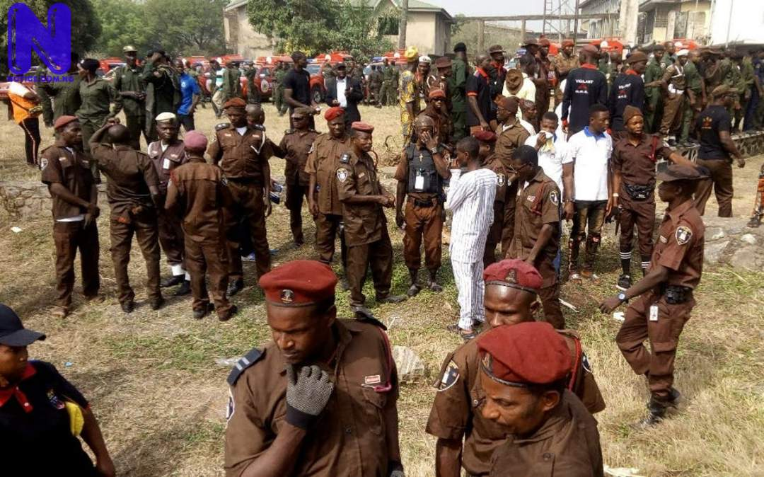 Amotekun evacuates another 137 northern invaders from Ondo AMOTEKUN-3