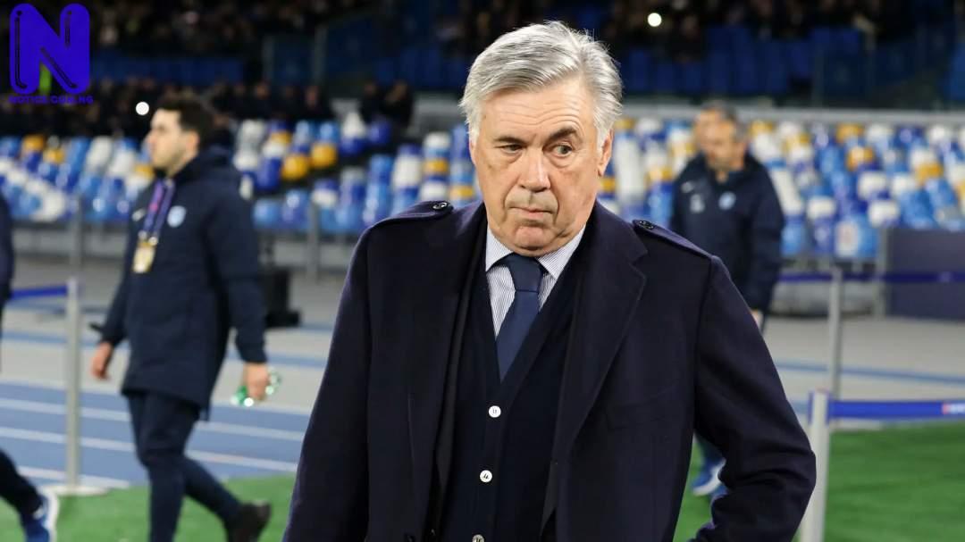 Ancelotti set to bring Chelsea star to Real Madrid ANCELOTTI