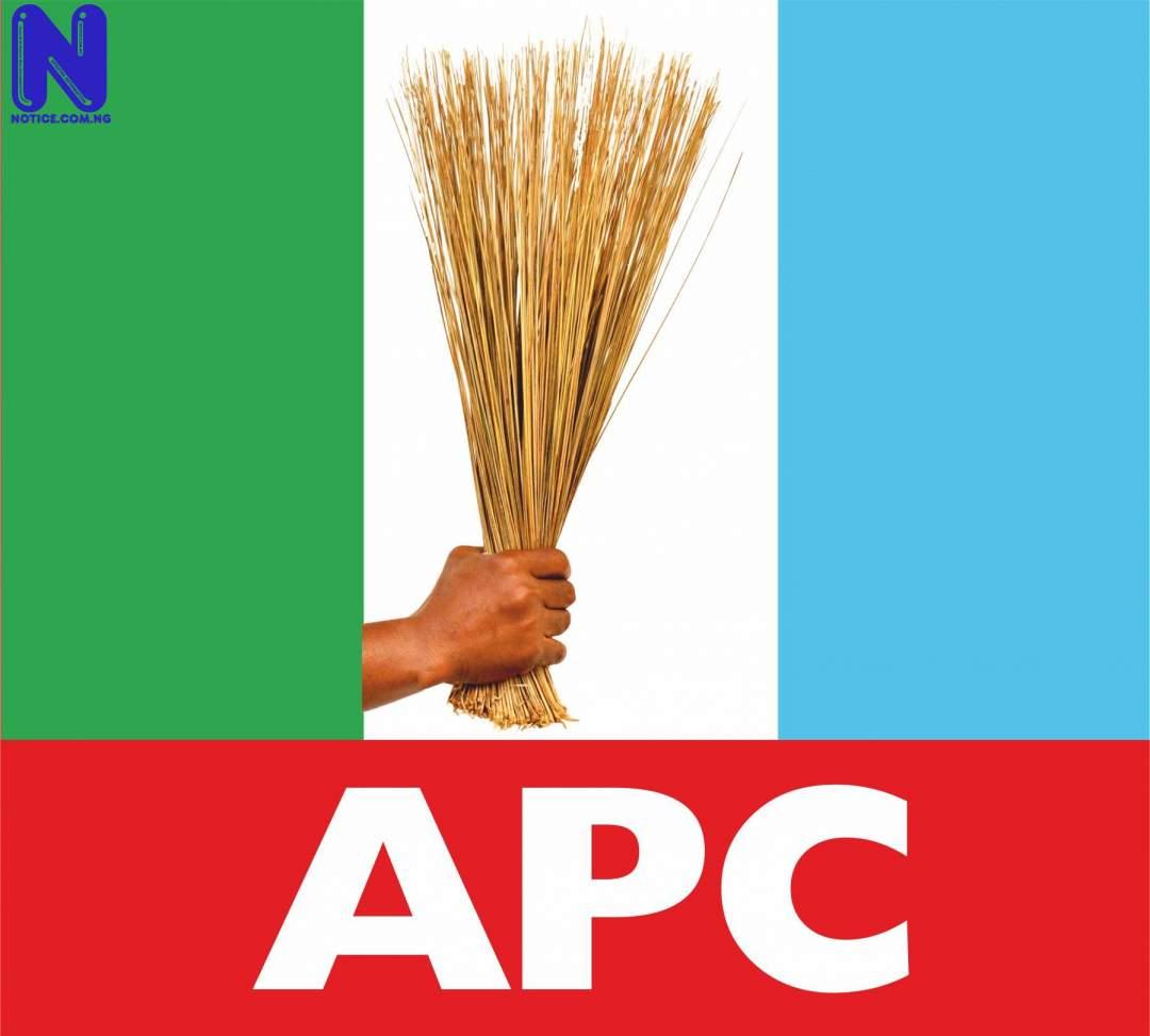 Nigerian People prefer us to Atiku, PDP – APC - 2023 APC-LOGO141546