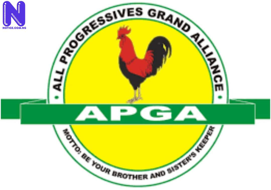 APGA disowns Jude Njoku as Party National Chairman, insists on Oye APGA102326
