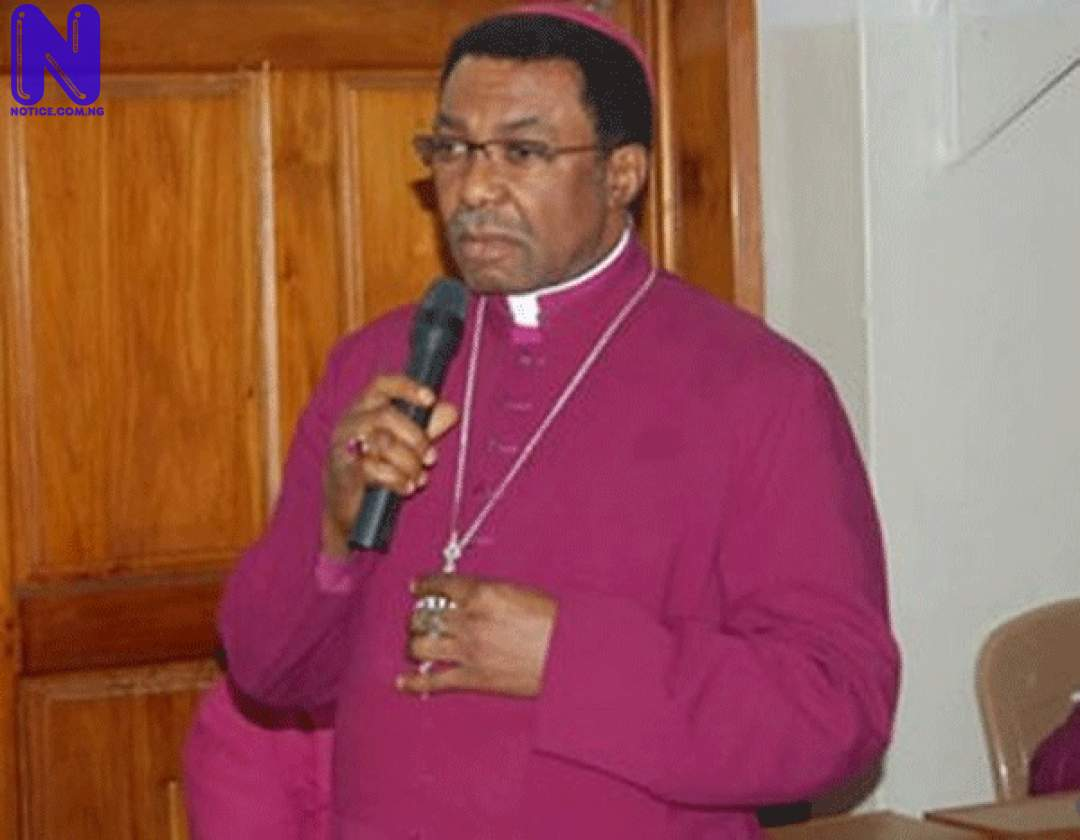 Resign, Nigeria boiling – Archbishop Chukwuma to Buhari ARCHBISHOP-CHUKWUMA