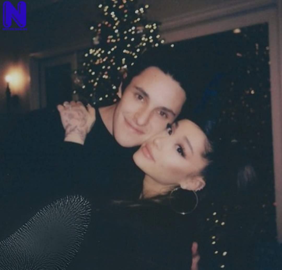 American singer, Ariana Grande, fiance, Dalton Gomez wed in secret ceremony ARIANA