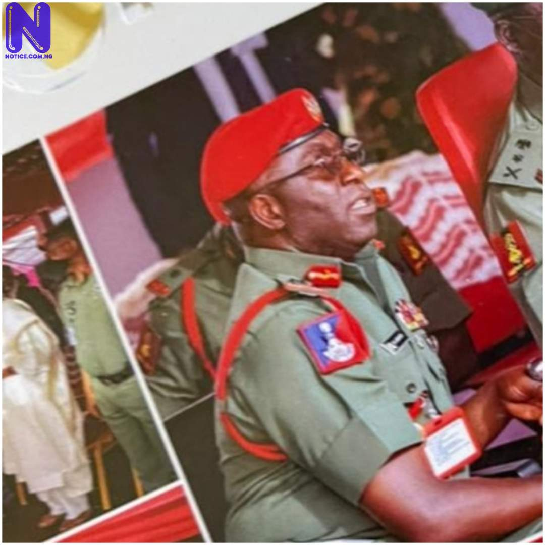 Nigerian Army General Hassan Ahmed murdered in Abuja, wife abducted ARMY-GENERAL-HASSAN-AHMED-