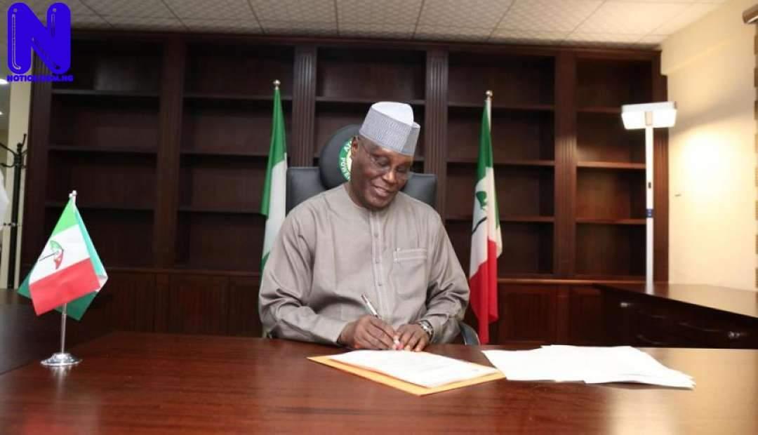 Recall ex-servicemen, declare total war on terrorism – Atiku tells Buhari - Insecurity ATIKU-ABUBAKAR