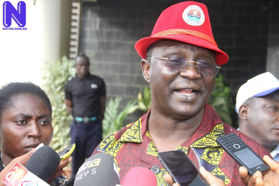 NLC makes fresh demands from Nigerian govt AYUBA-WABBA-NLC-PRESIDENT-THE-TRENT FOTOR