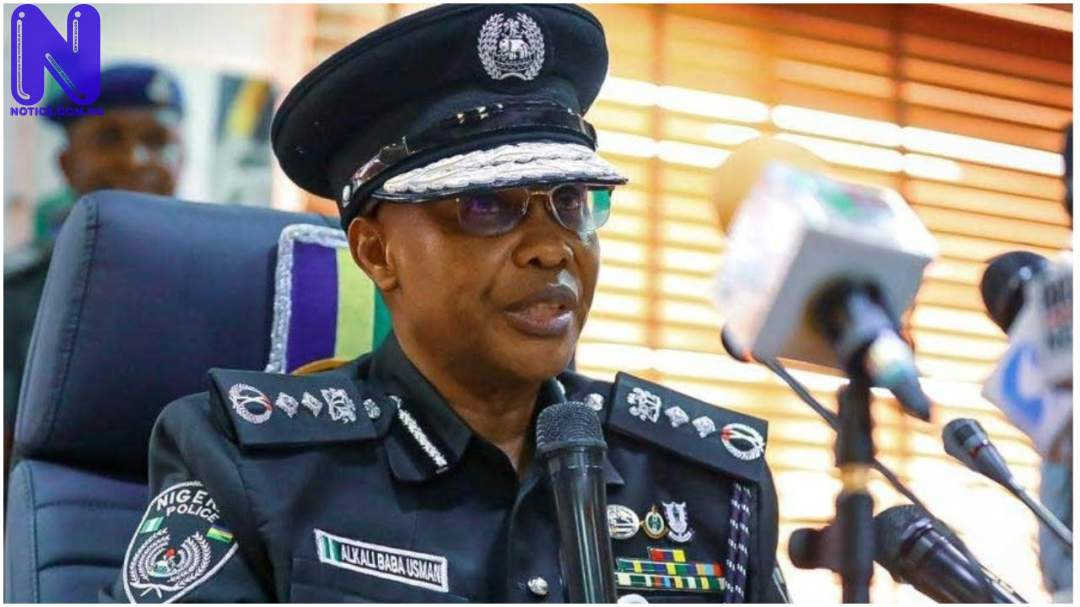 IGP Alkali charges police officers to get married to themselves BABA123706