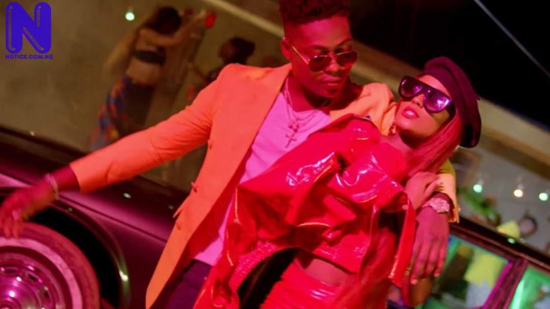 Download Music Mp3: Vanessa Mdee Ft Reekado Banks – Bambino BAMBINO-PICTURE