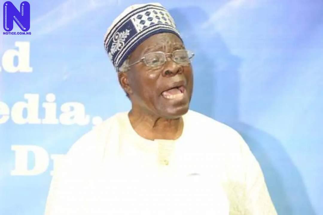 Oyo massacre: Buhari Government backs Fulani terrorists, war declared against Yoruba – Akintoye BANJI-AKINTOYE