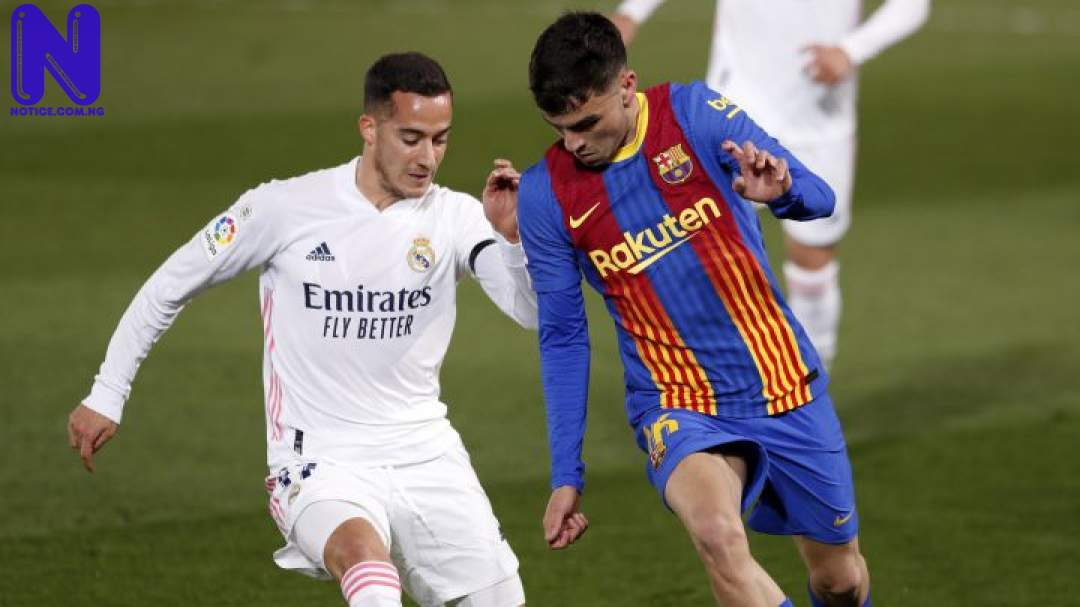Date for Barcelona versus Real Madrid 'Clasico' confirmed - LaLiga BARCELONA-VS-REAL-MADRID-141156
