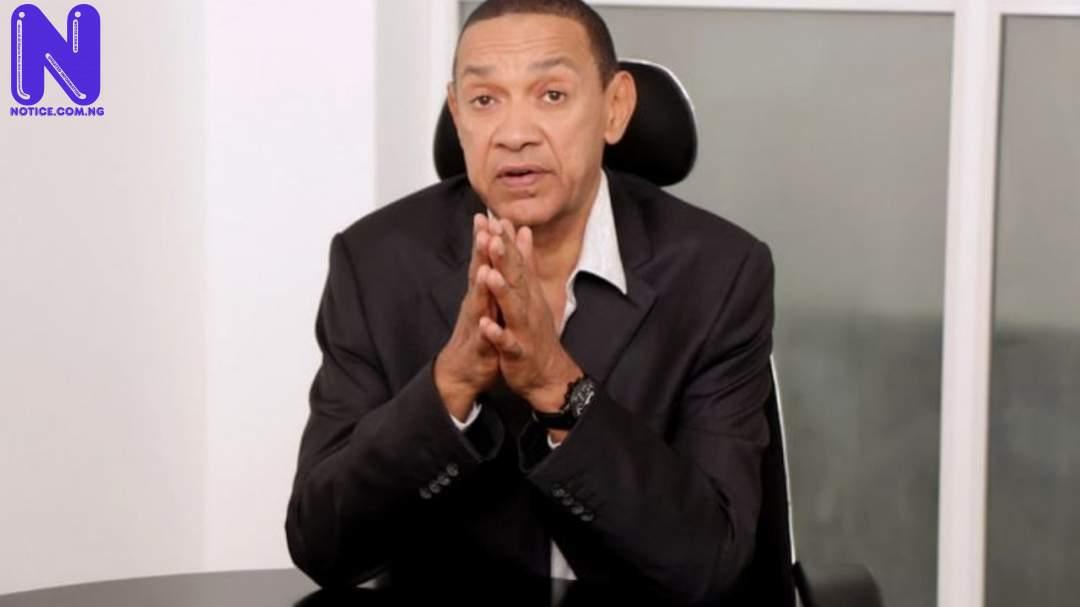 Ben Bruce kicks against Lauretta Onochie's appointment as INEC REC BEN-BRUCE
