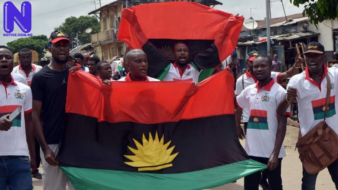 We'll punish criminals enforcing sit-at-home, agitation now merchandised – Biafra Activist, Igwekala - South-East BIAFRA174725