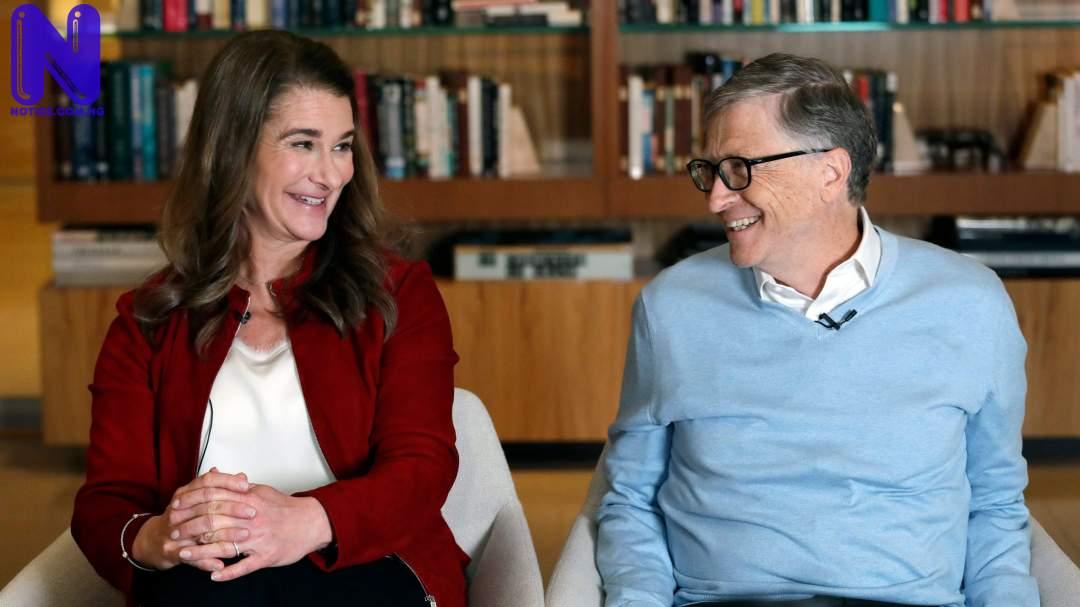 Bill Gates's daughter, Jennifer laments parents' divorce BILL-GATES-MELINDA-SCALED
